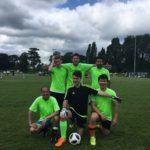 5 a side football team